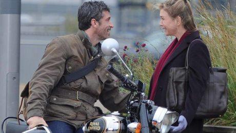 Royal Enfield World Motorrad Patrick Dempsey Bridget Jones Baby